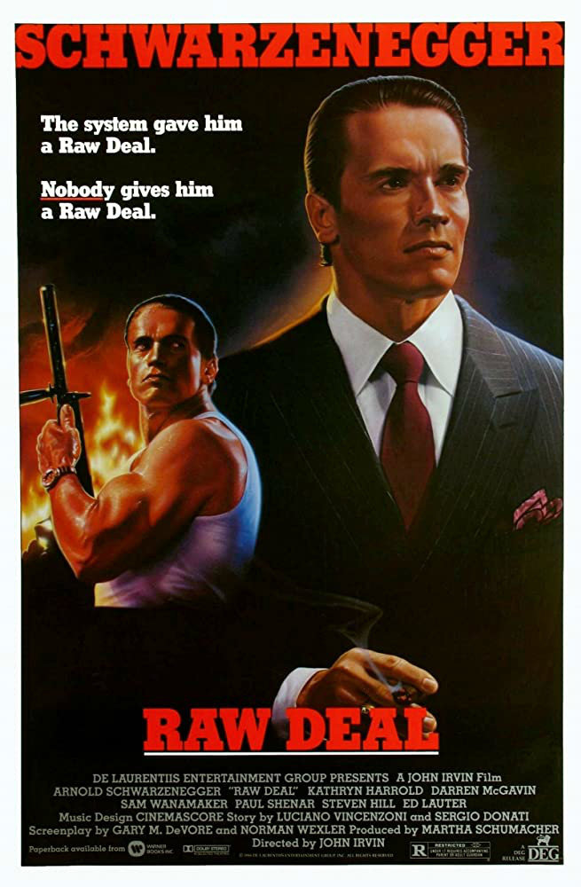 Raw Deal Poster 02