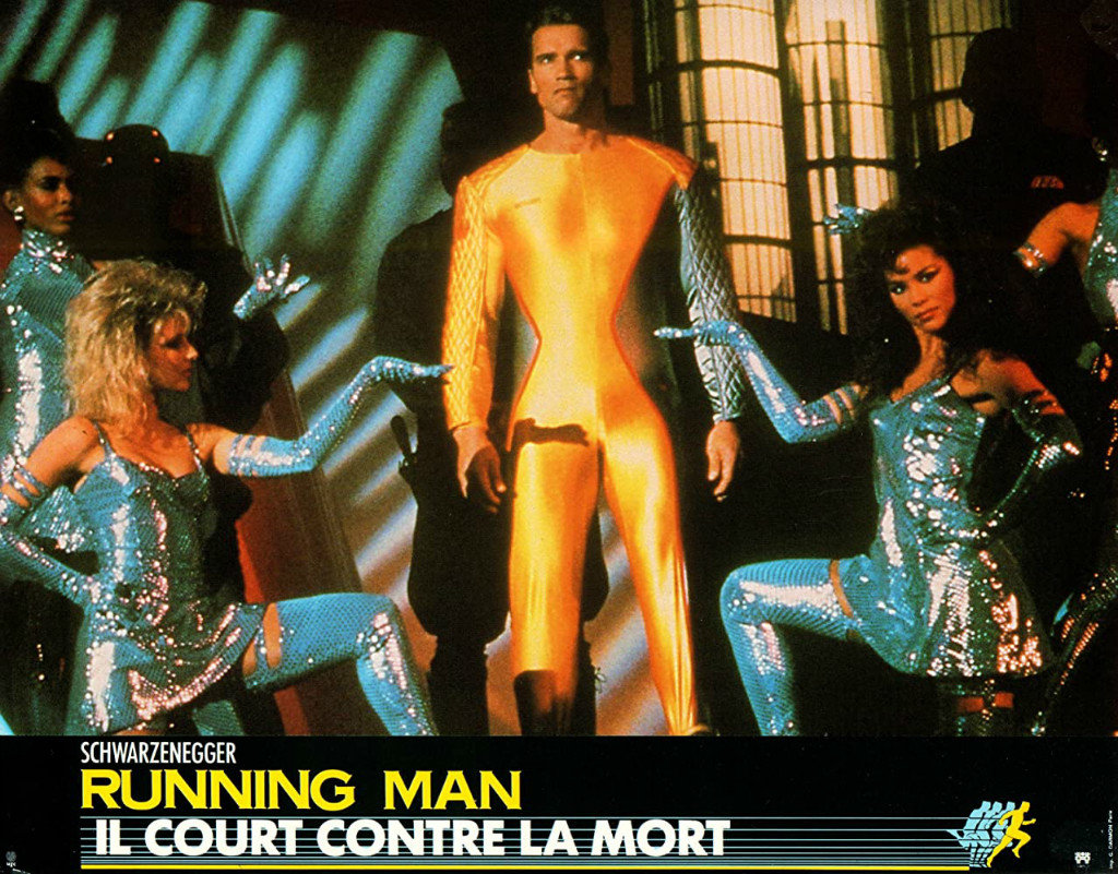 The Running Man 44