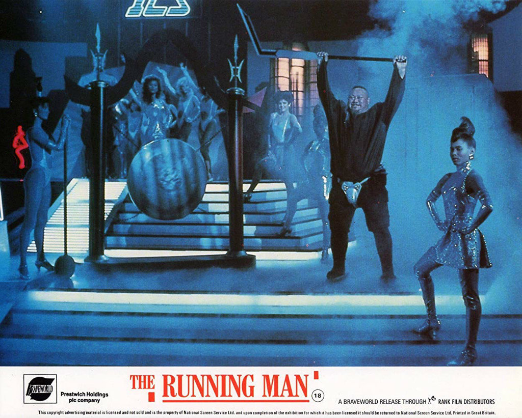 The Running Man 57