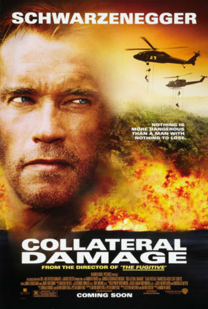 Collateral Damage Poster 02