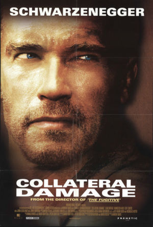 Collateral Damage Poster 03