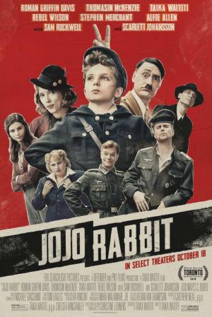 Jojo Rabbit Poster 02