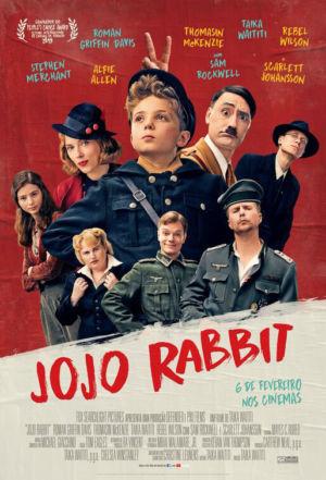 Jojo Rabbit Poster 03