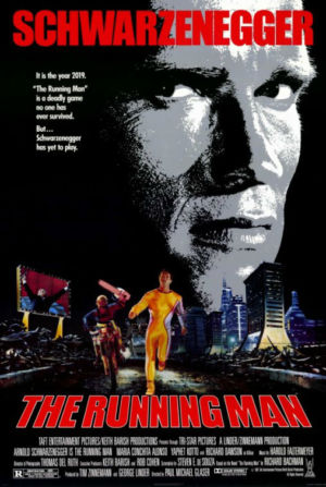 The Running Man Poster 04