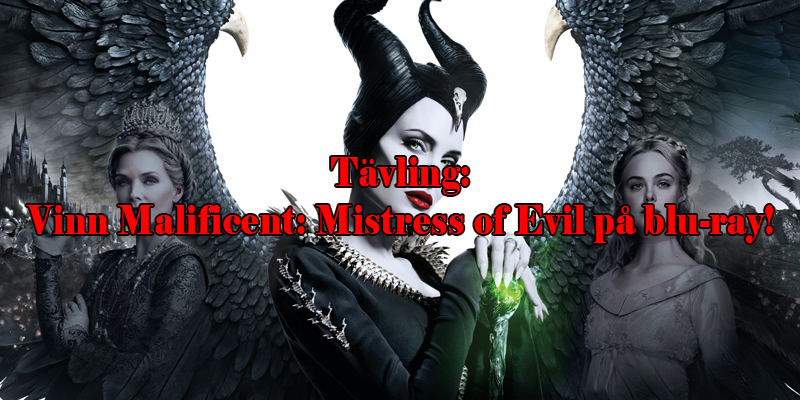 Tävling: Milificent: Mistress of Evil