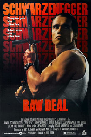 Raw Deal Poster 01
